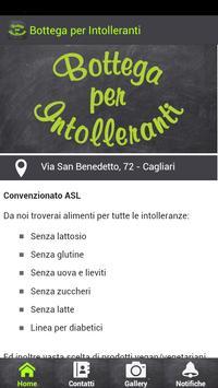Bottega Intolleranti Cagliari apk screenshot