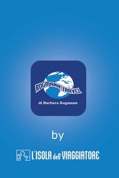 Rogmann Travel Cagliari poster