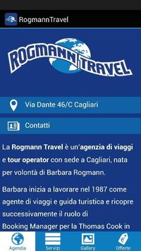 Rogmann Travel Cagliari apk screenshot