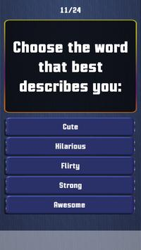 Guess Which Emoji Character Are You - Play Quiz screenshot 8