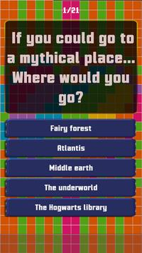 5 soul Color - What is your clr ! Guess Xd Quizzes screenshot 1