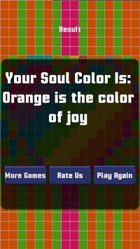 5 soul Color - What is your clr ! Guess Xd Quizzes screenshot 4