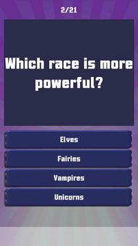 6 Mythical Creature Which Are You - Elevate QUIZ screenshot 2