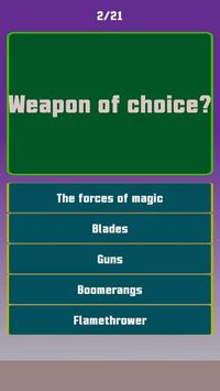 Which Squad Character Belong to you ? Play xD quiz screenshot 2