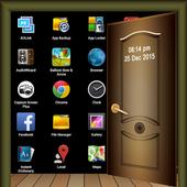 Door Screen Lock icon