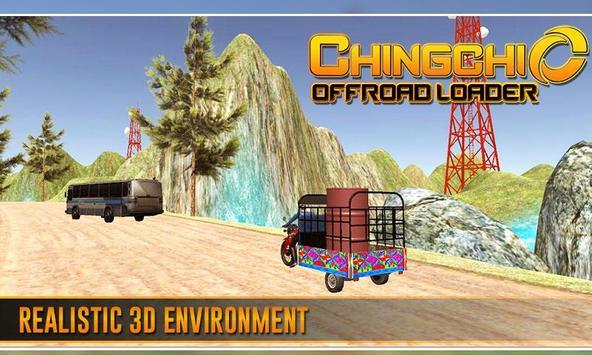 Off Road Chingchi Loader Sim screenshot 4