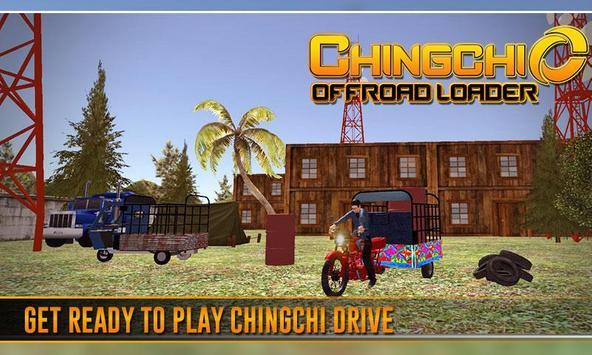 Off Road Chingchi Loader Sim poster
