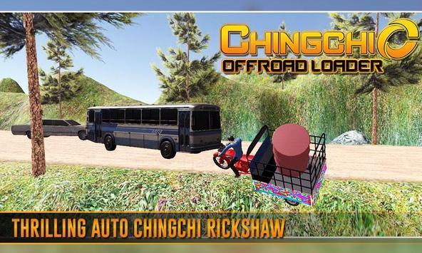 Off Road Chingchi Loader Sim screenshot 1