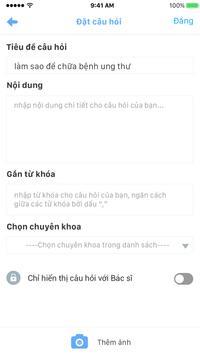 Benh Vien E apk screenshot