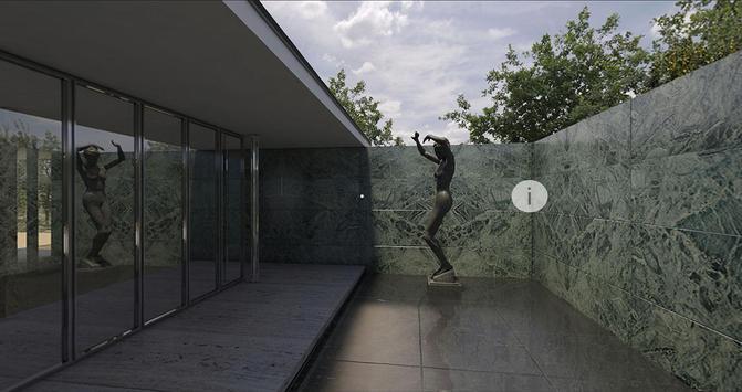 Pabellon de Barcelona VR apk screenshot