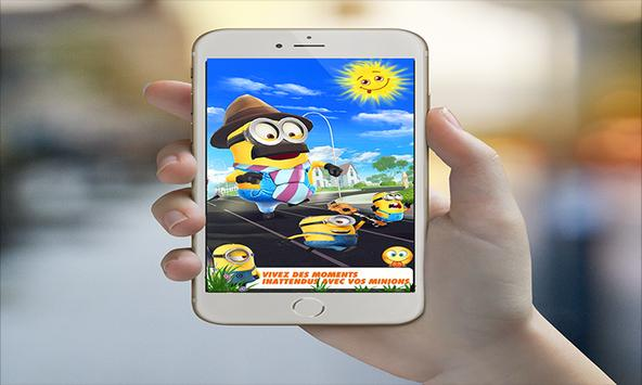Temple Minion Babana Jump Rus apk screenshot