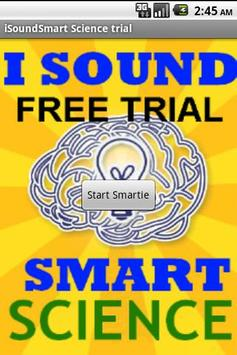 iSoundSmart: Science-Trial poster