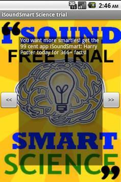 iSoundSmart: Science-Trial apk screenshot