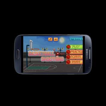 Basketball Shooting street apk screenshot