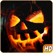 Halloween wallpapers themes HD icon