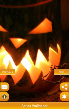 Halloween wallpapers themes HD apk screenshot