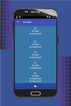 Rammstein All Songs apk screenshot