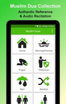 Muslim Duas screenshot 7