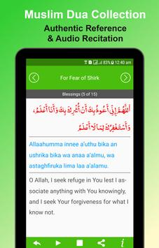 Muslim Duas screenshot 10