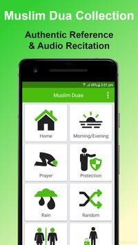 Muslim Duas screenshot 1