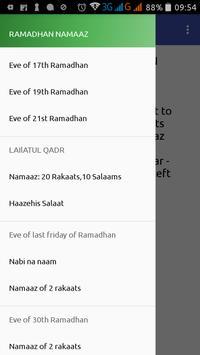 Ramzan Namaz prompter - mumineen تصوير الشاشة 1