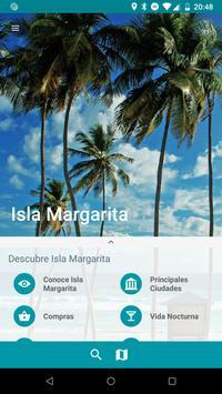 Isla Margarita poster