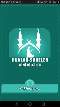 Dualar, Sureler ve Dini Bilgiler poster