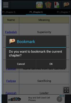 Baby Girl Names Muslim apk screenshot