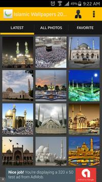 Islamic Wallpapers 2016 poster