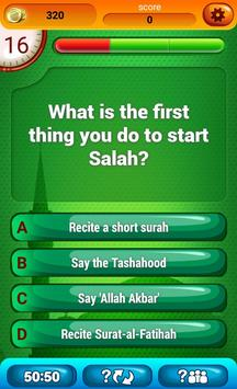 Islamic Quiz Game apk screenshot