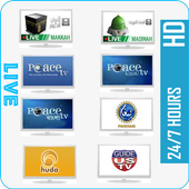 All Islamic  Channel & TV Live icon