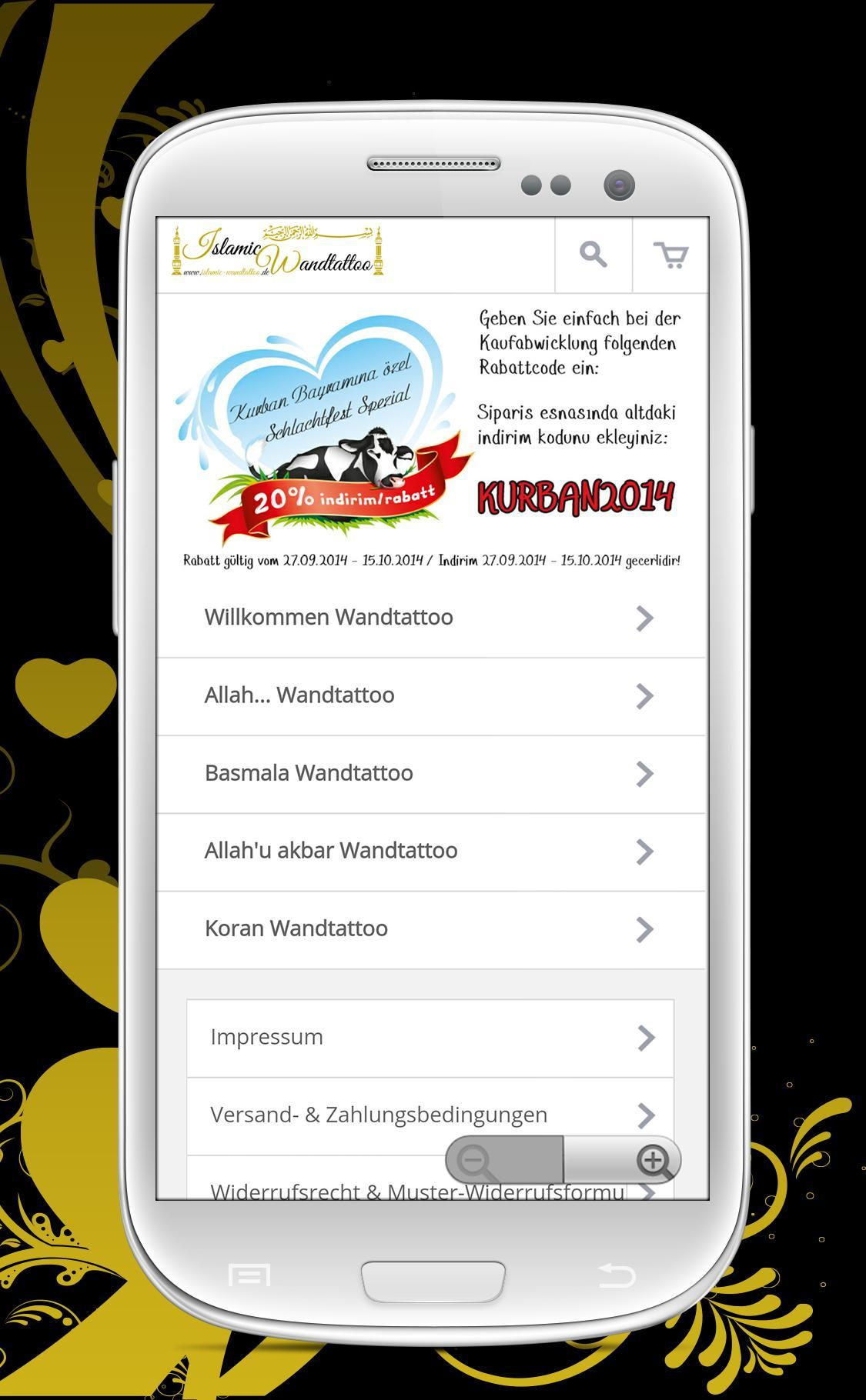 Islamische Wandtattoos Dini For Android Apk Download