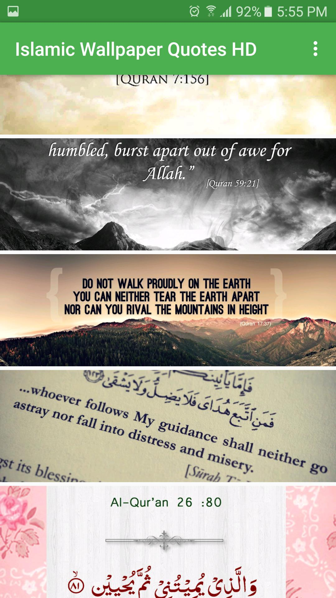 Islamic Wallpaper Quotes Hd For Android Apk Download