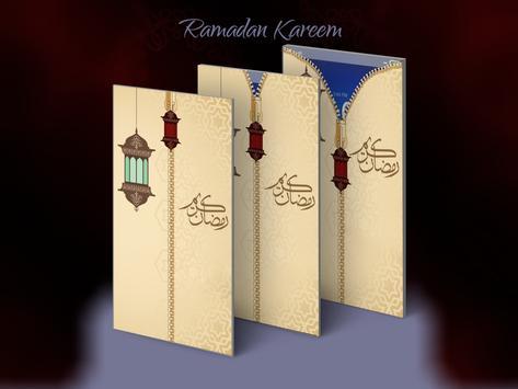Ramadan Zipper Lock screen poster
