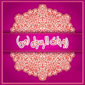 امهات المؤمنين زوجات الرسول icon