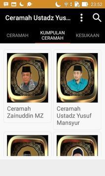 Ceramah Ustad Yusuf Mansyur screenshot 3