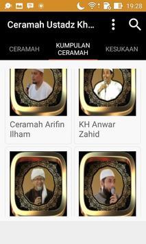 Ceramah Ustad Khalid Basalamah screenshot 2