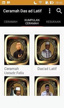 Ceramah Lucu Das ad Latif screenshot 2