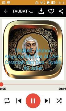 Ceramah Ustad Syekh Ali Jaber screenshot 1
