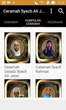 Ceramah Ustad Syekh Ali Jaber screenshot 2