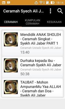 Ceramah Ustad Syekh Ali Jaber screenshot 4