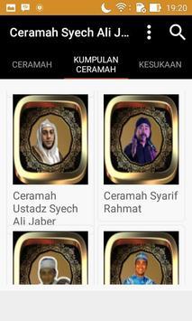 Ceramah Ustad Syekh Ali Jaber screenshot 6