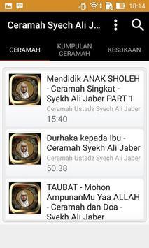 Ceramah Ustad Syekh Ali Jaber screenshot 8