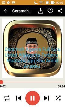 Ceramah Ustad Wijayanto screenshot 2