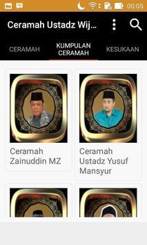 Ceramah Ustad Wijayanto screenshot 3
