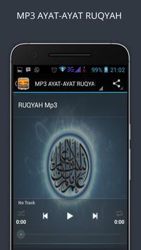 MP3 AYAT - AYAT RUQYAH screenshot 1