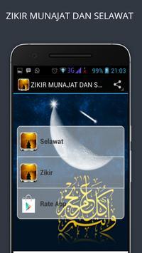 ZIKIR MUNAJAT & SELAWAT poster