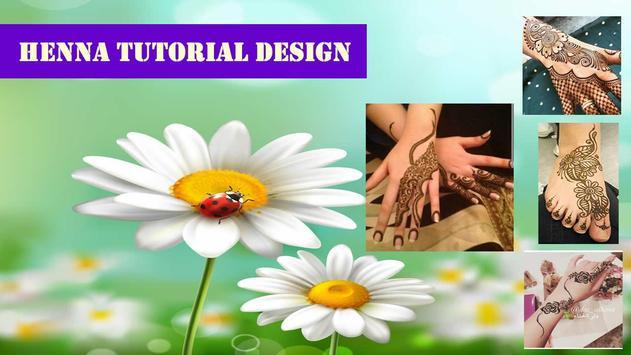Henna Tutorial Design Ideas screenshot 1