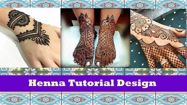 Henna Tutorial Design Ideas screenshot 2