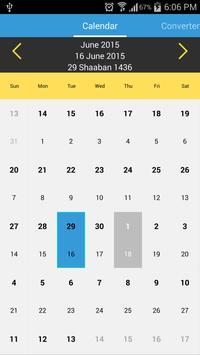 Islamic calendar 2018 qibla date converter apk download free islamic calendar 2018 qibla date converter poster fandeluxe Image collections
